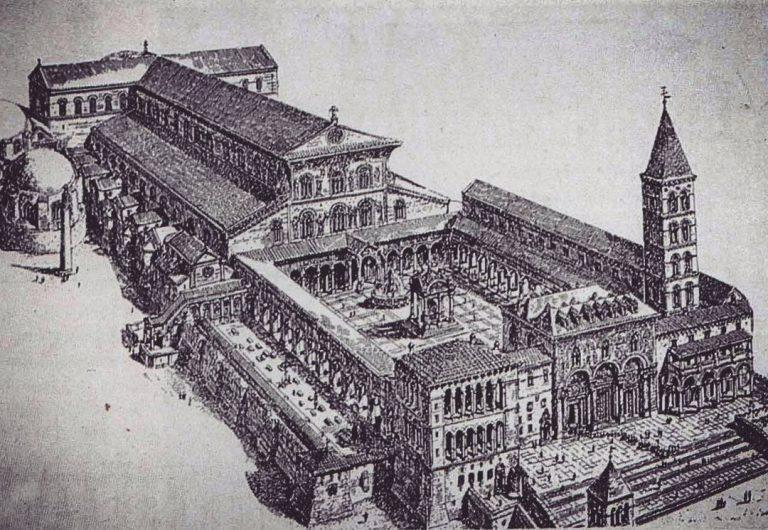 La Basilica Costantiniana
