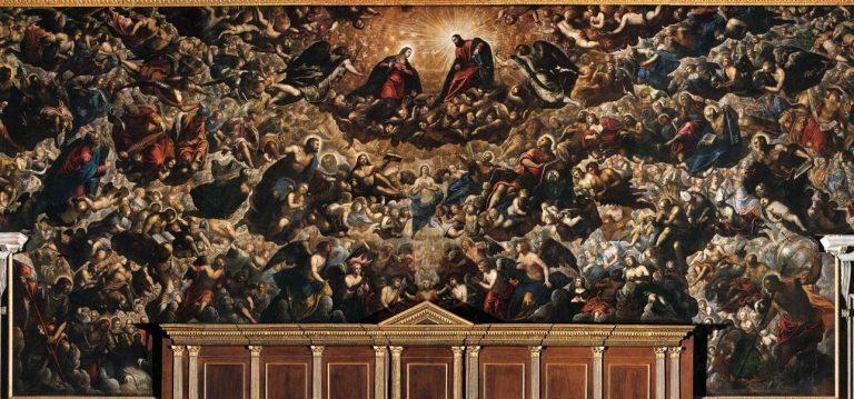 Il Paradiso del Tintoretto