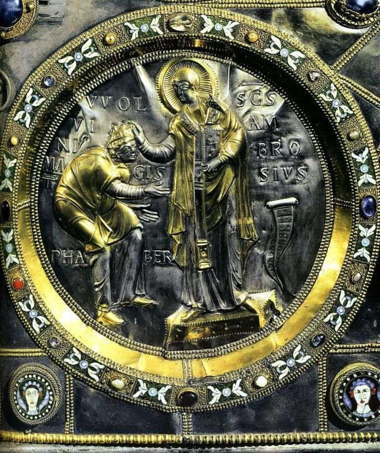Altare d'oro Vuolvinio