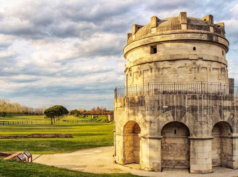 Mausoleo di Teodorico a Ravenna