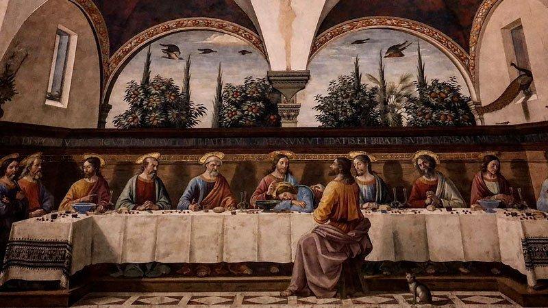 Cenacolo di San Marco di Domenico Ghirlandaio