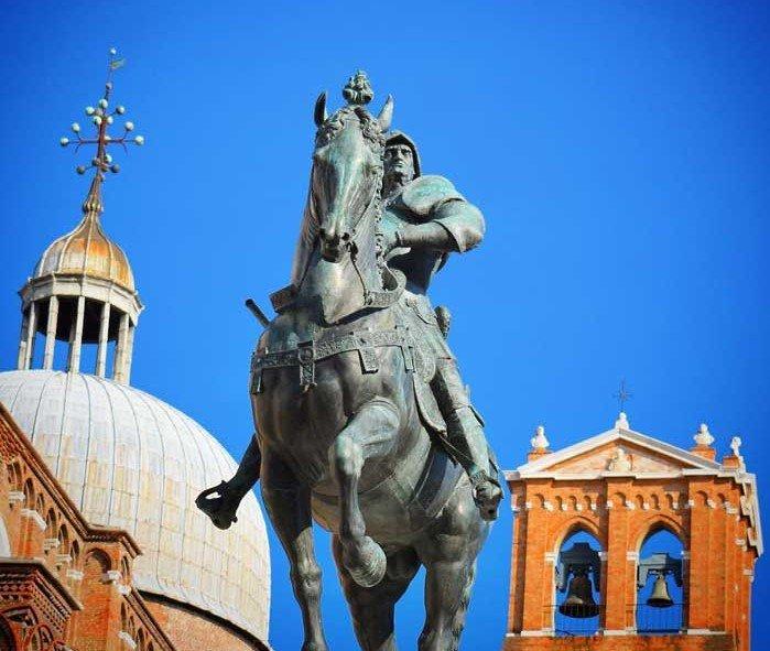 monumento equestre bartolomeo colleoni 1