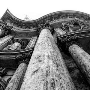 """<span class=""""entry-title-primary"""">FRANCESCO BORROMINI: TALENTO ed INQUIETITUDINE</span> <span class=""""entry-subtitle"""">Vita, morte ed architettura del genio del Barocco</span>"""