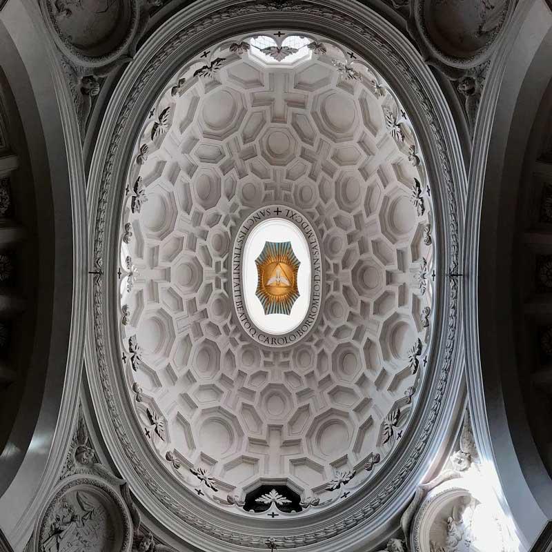san carlino cupola