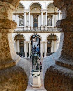 """<span class=""""entry-title-primary"""">Pinacoteca di Brera: 5 capolavori dal Rinascimento italiano</span> <span class=""""entry-subtitle"""">1 percorso di visita nel museo milanese</span>"""
