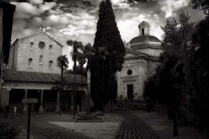 abbazia delle tre fontane