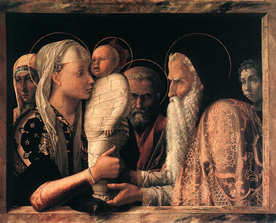 Mantegna Presentazione