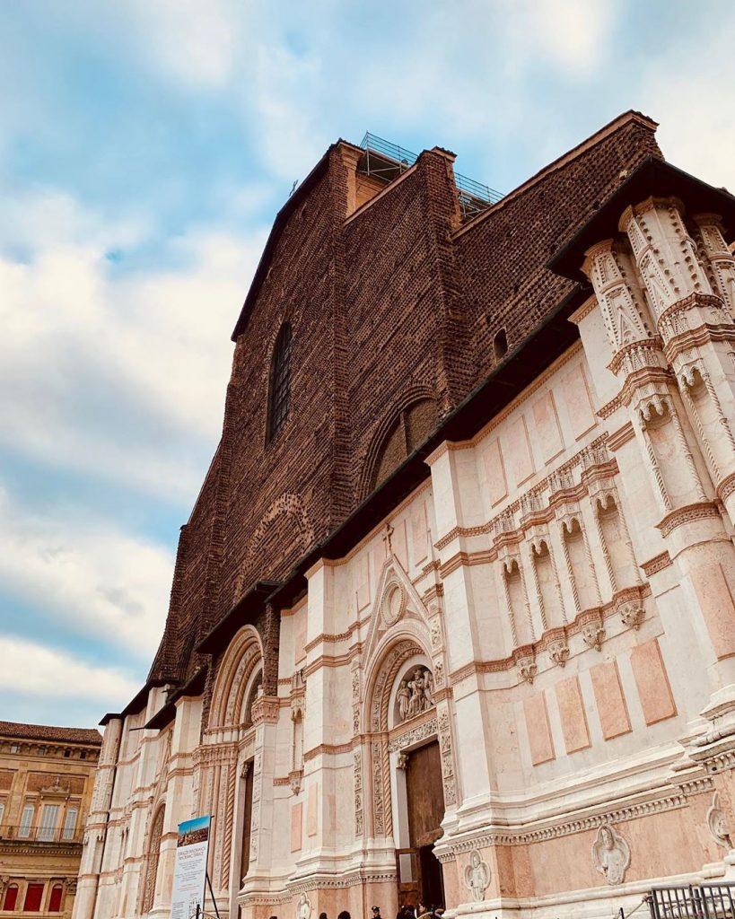 facciata basilica san petronio