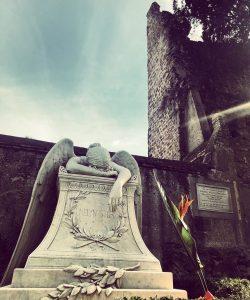 """<span class=""""entry-title-primary"""">Il Cimitero acattolico di Roma</span> <span class=""""entry-subtitle"""">Un luogo suggestivo nella città eterna</span>"""