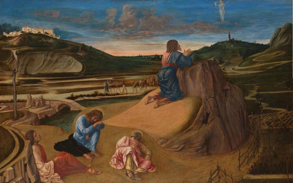 national_gallery_londra_Giovanni_Bellini_Orazione_nell'orto