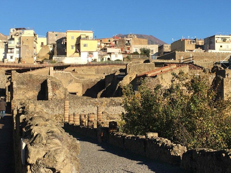 Foto 7 rovine di ercolano