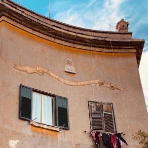 """<span class=""""entry-title-primary"""">Il Centenario della Garbatella</span> <span class=""""entry-subtitle"""">Una passeggiata nel suggestivo quartiere di Roma</span>"""