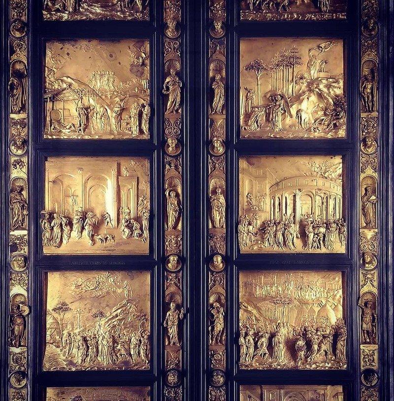 porta Del paradiso lorenzo ghiberti
