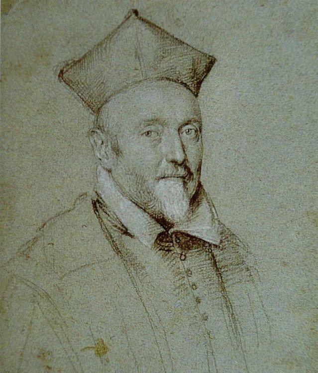 Ottavio Leoni Francesco Maria del Monte