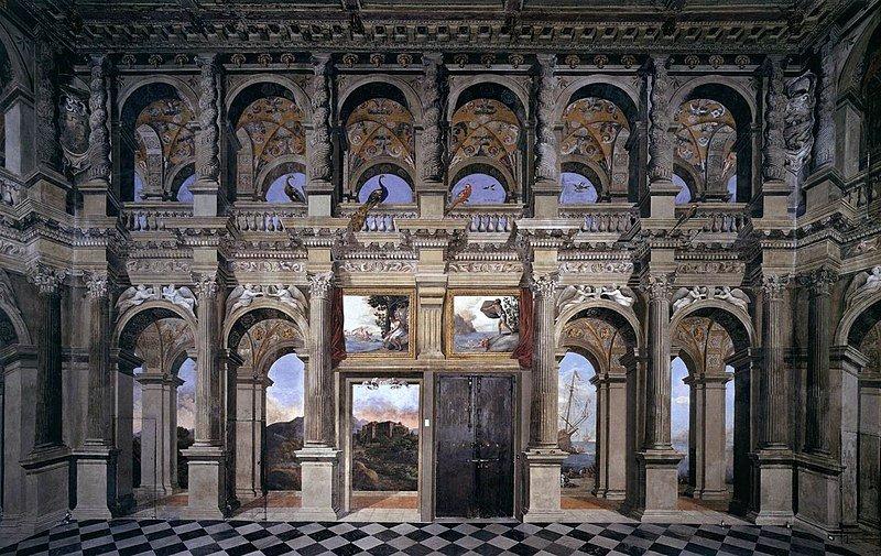 Sala dei Palafrenieri di Palazzo Lancellotti