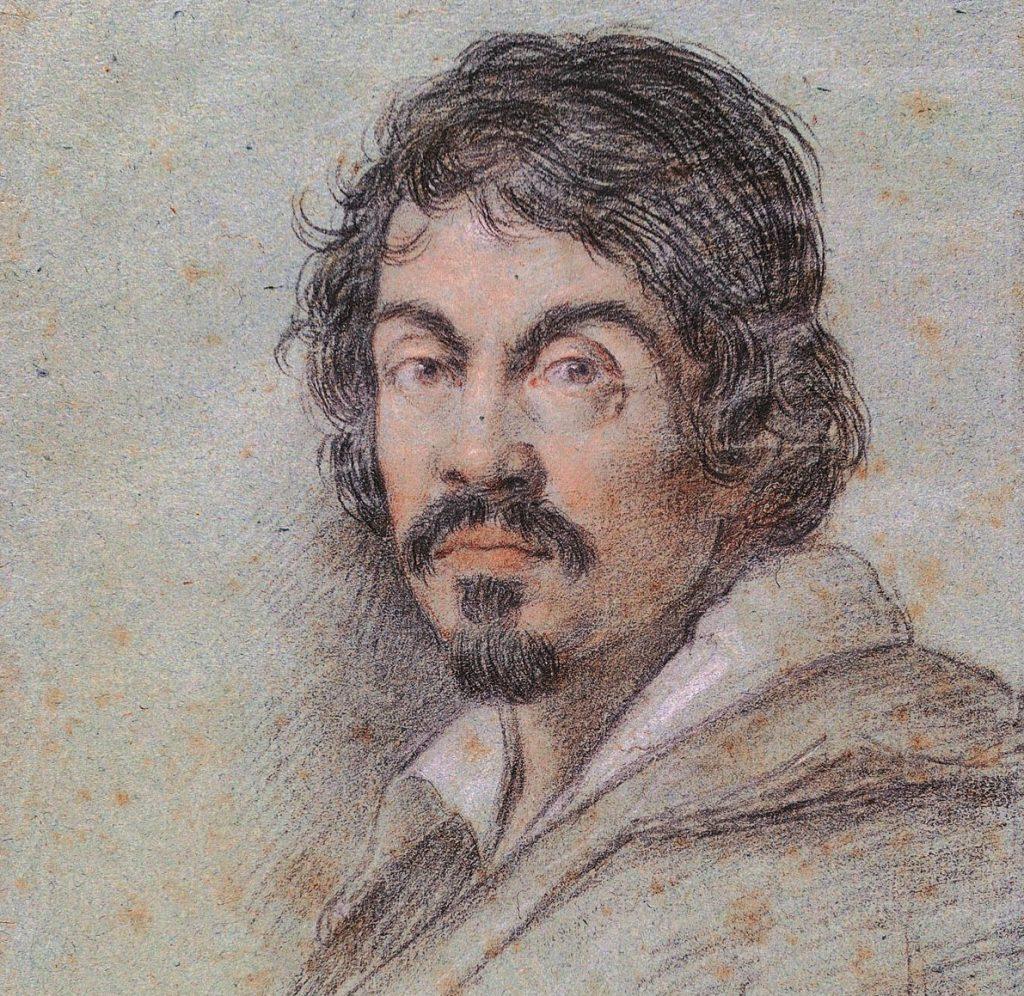 ottavio leoni ritratto caravaggio