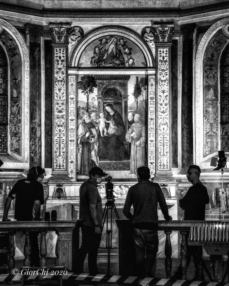 chiesa Santa maria Del popolo cappella