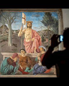 resurrezione piero della francesca