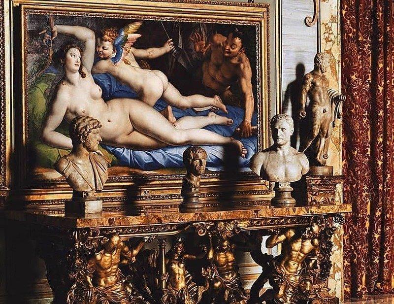 galleria colonna bronzino