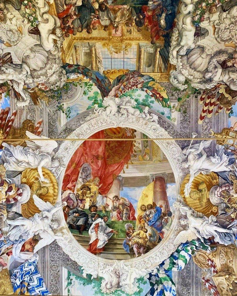 galleria colonna pio V marcantonio
