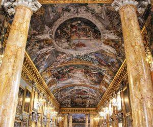 galleria colonna roma