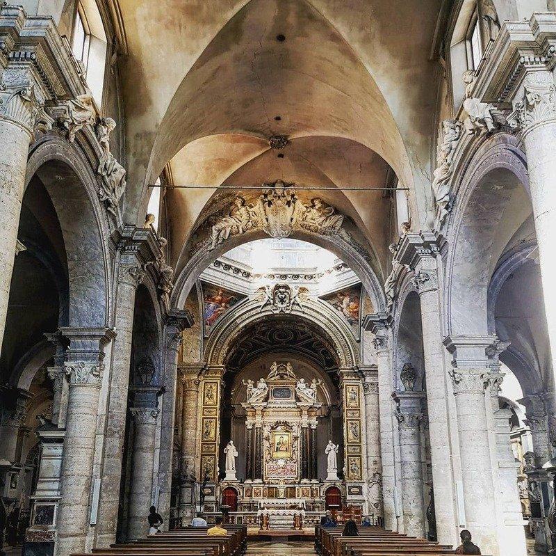 chiesa santa maria del popolo roma