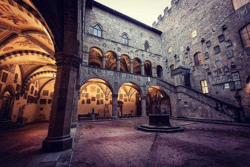 museo bargello firenze cortile