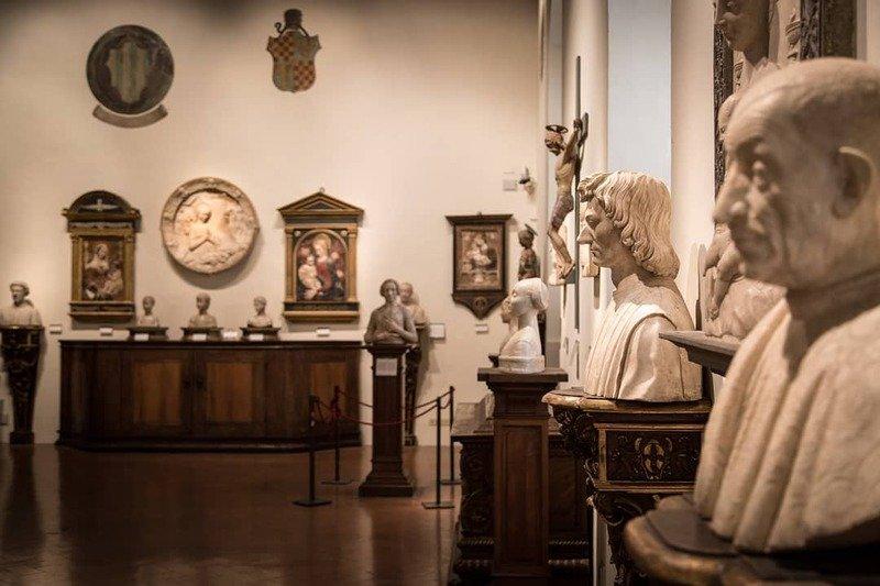 museo bargello firenze verrocchio