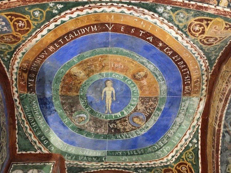 cattedrale anagni affreschi