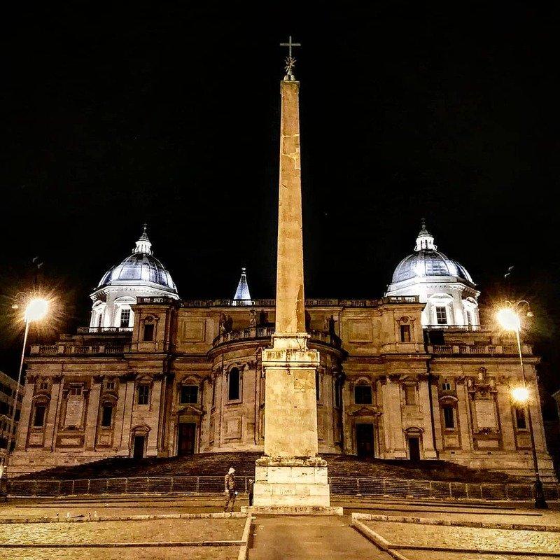 obelisco santa maria maggiore