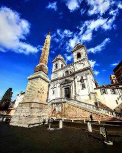 obelischi di roma sallustiano